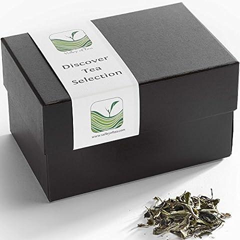 Tea Gift Box Discover - Luxury Loose Leaf Tea Variety