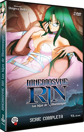 Mnemosyne Rin: Las Hijas Del Mnemosyne (Serie Completa)...