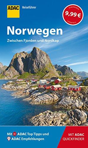 ADAC Reiseführer Norwegen: Der Kompakte mit den ADAC Top Tipps und cleveren Klappkarten