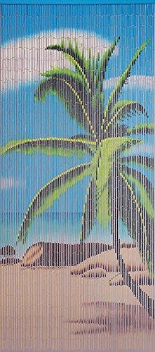 Bambustürvorhang Bambusvorhang Türvorhang 'Paradise' ca. 90x200cm
