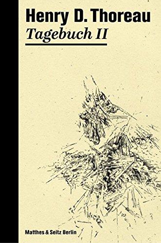 Tagebuch II (Henry David Thoreau)