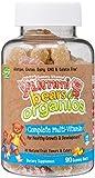 Best Organic Multi Vitamins - Yummi Bears Organics Multi-Vitamin for Kids 90 Gummy Review