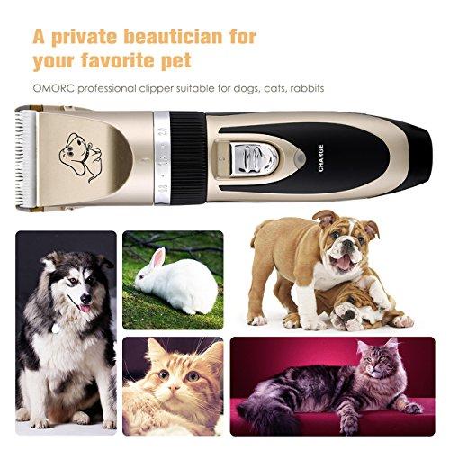 OMORC - Cortapelos para Perro y Gato 8874fce2f76d