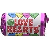 Mini Love Heart Rolls x50