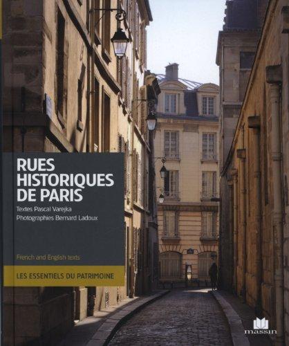 Rues historiques de Paris par Pascal Varejka