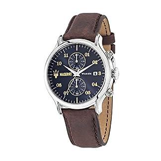 Reloj para Hombre, Colección EPOCA, en Acero, Cuero – R8871618001