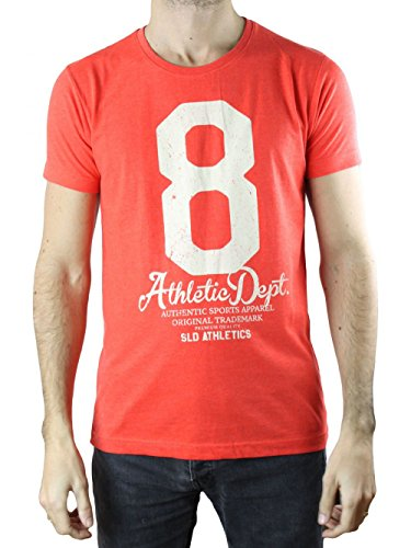 Solid - T-Shirt Solid Seven - S (T-shirt Short Sleeve Crewneck Solid)