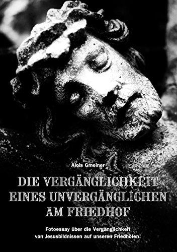 Die Vergänglichkeit eines Unvergänglichen am Friedhof: Fotoessay über verwitterte Jesusbildnisse auf Gräbern in ganz Europa