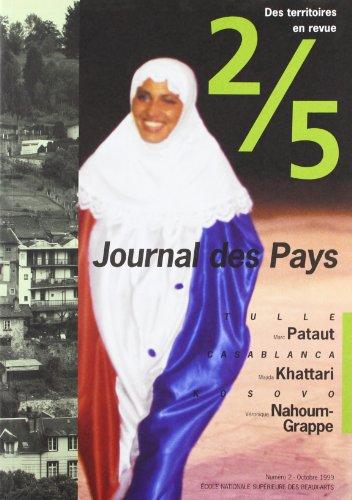 Des territoires en revue, numéro 2/5. Journal des pays