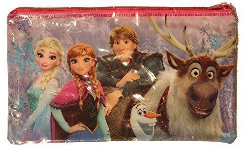 Star  Disney Frozen Make-up-Tasche Bedruckt, Größe 24 x 15 cm (Disney Frozen Make Up)