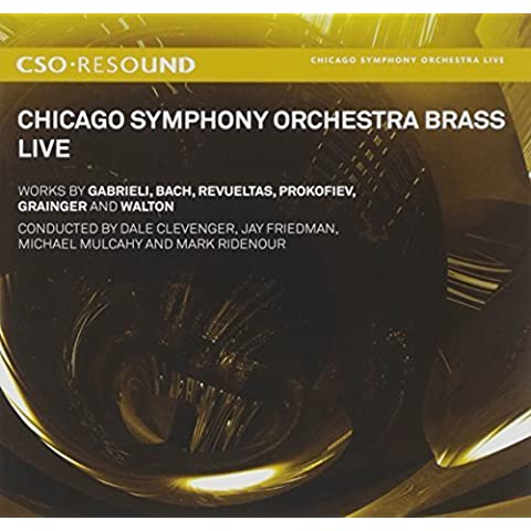 Chicago Symphony Orchestra Brass - Live in Concert by Chicago Symphony Orchestra (2011-09-27)