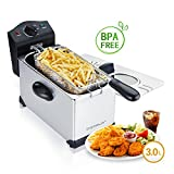 Aigostar Ushas 30HEZ - Semi-professionelle Fritteuse