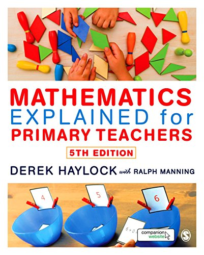 Mathematics Explained for Primary Teachers por Derek Haylock