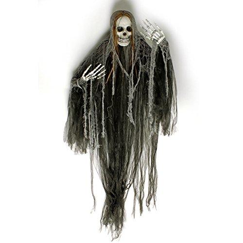 NEU Deko-Figur Todes-Fee, 150x90cm (Halloweeen Dekorationen)