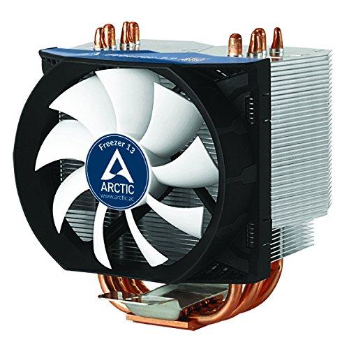 ARCTIC Freezer 13 - Ventilador de CPU para AMD y Intel (92 mm, 600 - 2000 rpm, 61.8m³/h)