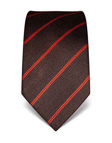 vincenzo-boretti-corbata-seda-marron-naranja