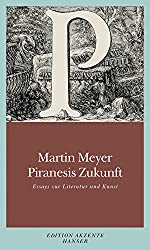 Piranesis Zukunft: Essays zu Literatur und Kunst