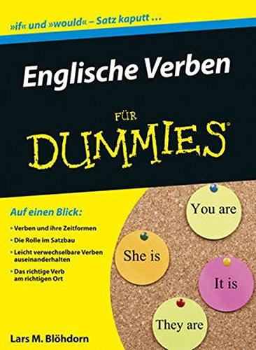 Englische Verben für Dummies (Englische Für Dummies Grammatik)