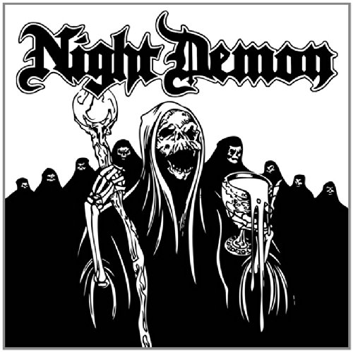 Night Demon EP [+ Bonus Tracks]
