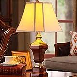 Americano camera da letto paese lampada decorato salotto moderno classico stile cinese lampada da tavolo lampada da comodino complesso europea minimalista