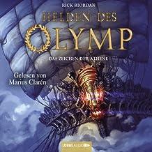 Das Zeichen der Athene (Helden des Olymp 3)