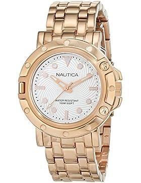 Nautica Damen-Armbanduhr NAD18528L