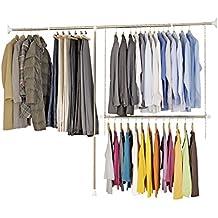 Offener kleiderschrank stange  Suchergebnis auf Amazon.de für: begehbarer Kleiderschrank