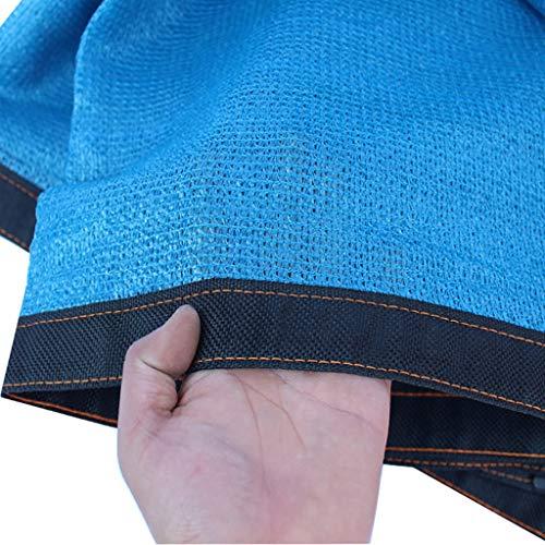 CHAOYANG Blaues Polyethylen-8-Pin-Sonnenschutznetz, Geeignet Für Das Sonnenschutz-Netz Von Landwirtschaftlichen Sonnenschutznetzen. (größe : 5x6m)