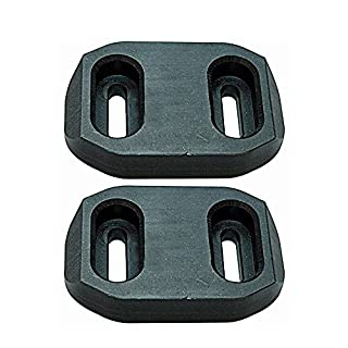Stens 2 780-282 Snowblower Skid Pad Shoes for Ariens 01016500 MTD 05002