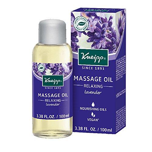 Kneipp Lavender Herbal Massage Oil