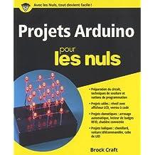 Projets Arduino pour les Nuls
