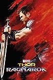 Close Up Póster Marvel Thor Ragnarok - Thor (60cm x 91,5cm)