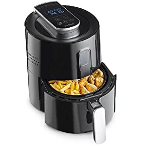 VonShef Digital Air Fryer For Healthy Low Fat Cooking, Multi-Functional Fryer – Fry, Bake, Roast & Reheat – 3.5L