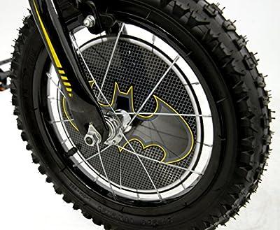 MV Sports Boy 's Batman Bike, schwarz, 35,6cm
