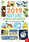 National Trust - 2019 Nature Month-By-Month: A Children's Almanac