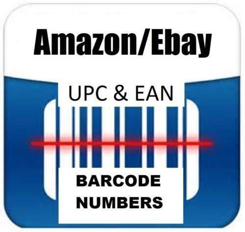 2000 Upc Codes For Listing On Marketplaces
