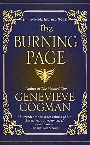 The Burning Page (Invisible Library Novel)