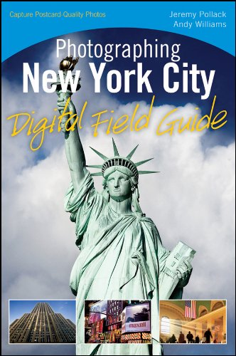 Photographing New York City Digital Field Guide (English Edition) - Digital Field Guide