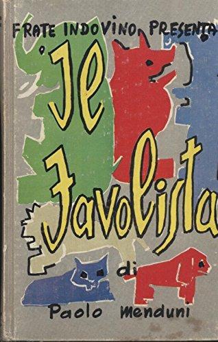 Calendario Di Frate Indovino 2020.Il Favolista Di Paolo Menduni Ed 1972 Frate Indovino B03