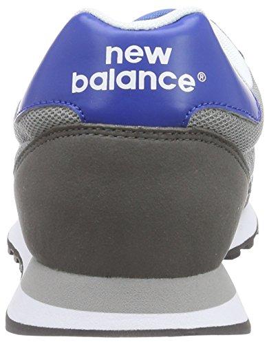 New Balance GM500 Herren Sneakers Grau (Grey/Blue)