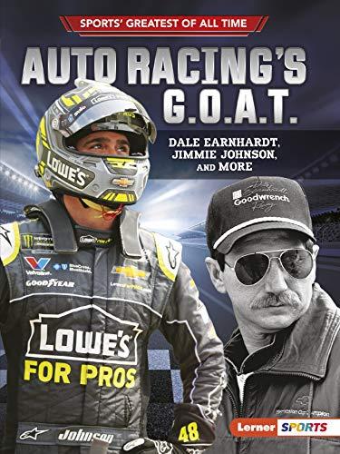 Dale Earnhardt Kinder - Auto Racing's G.O.A.T.: Dale Earnhardt, Jimmie