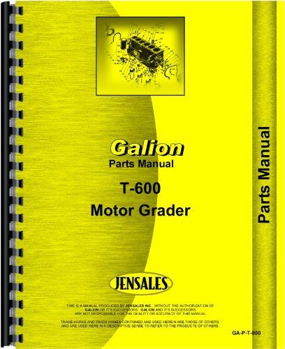 galion-t-600-grader-parts-manual