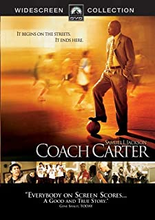 Coach Carter (Widescreen Edition) by Samuel L. Jackson