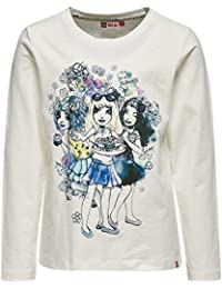 Lego Wear Lego Friends Tallys 201-Langarmshirt, Hauts à Manches Longues Fille