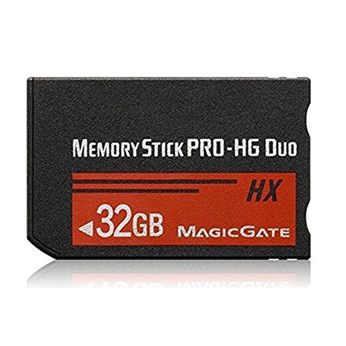 Memory Stick PRO-HG Duo 32GB(HX) PSP1000 2000 3000/Kamera Speicherkarte (Pro-duo 32gb Memory-stick)