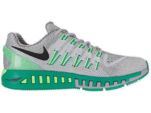Lcd Odyssey Verde Grn Uomo Zoom Scarpe Wolf da Air Grey Nike Blk Corsa Khk Grigio Nero Crg EqZn1Tz