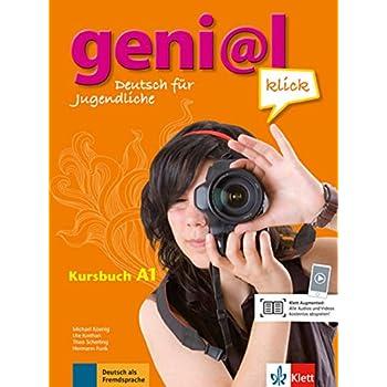 geni@l klick A1 - Kursbuch mit 2 Audio-CDs : Deutsch als Fremdsprache für Jugendliche