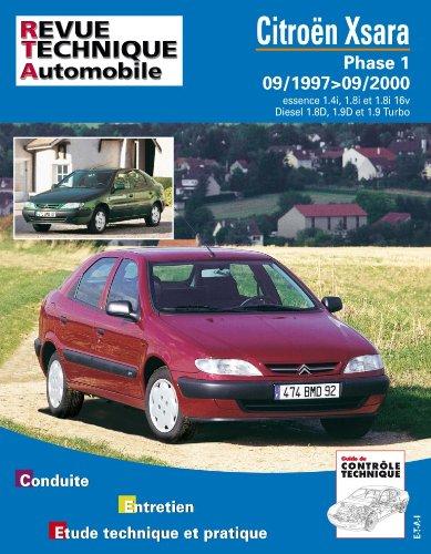 Revue Technique 110.1 Citroën Xsara Essence et Diesel