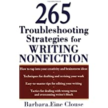 265 Troubleshooting Strategies for Writers