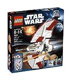 LEGO Star Wars T-6Jedi Shuttle 389stück Baukasten?-Spiele Bau (Mehrfarbig, 8Jahr (S), 389Stück (S), 14Jahr (S), 35cm, 25cm) - LEGO